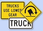 Free Truck Signs