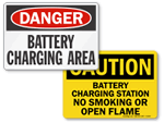 Battery Warning Signs