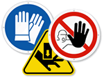 ISO Safety Signs