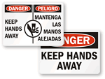 Keep Hands Away