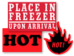 Hot and Cold Labels