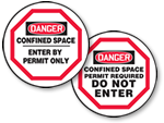 Manhole Cover Signs and Accessories