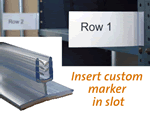 Aisle Marking and Sign Kit