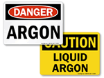 Argon Signs