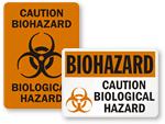 Biological Hazard  Signs