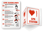 CPR Signs