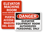 Elevator Machine Room