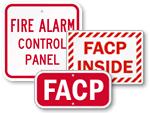 FACP Signs