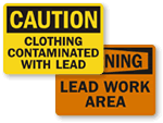 Lead Warning Signs