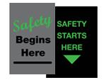 Safety Message Mats