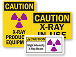 Free Radiation Signs