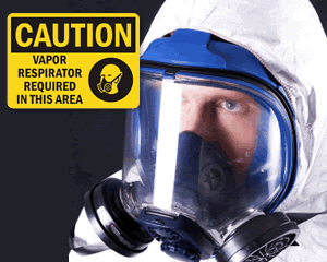 respirator signs respirators required in this area signs. Black Bedroom Furniture Sets. Home Design Ideas