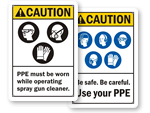 Create Your Own PPE Sign