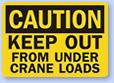 Free Crane Sign