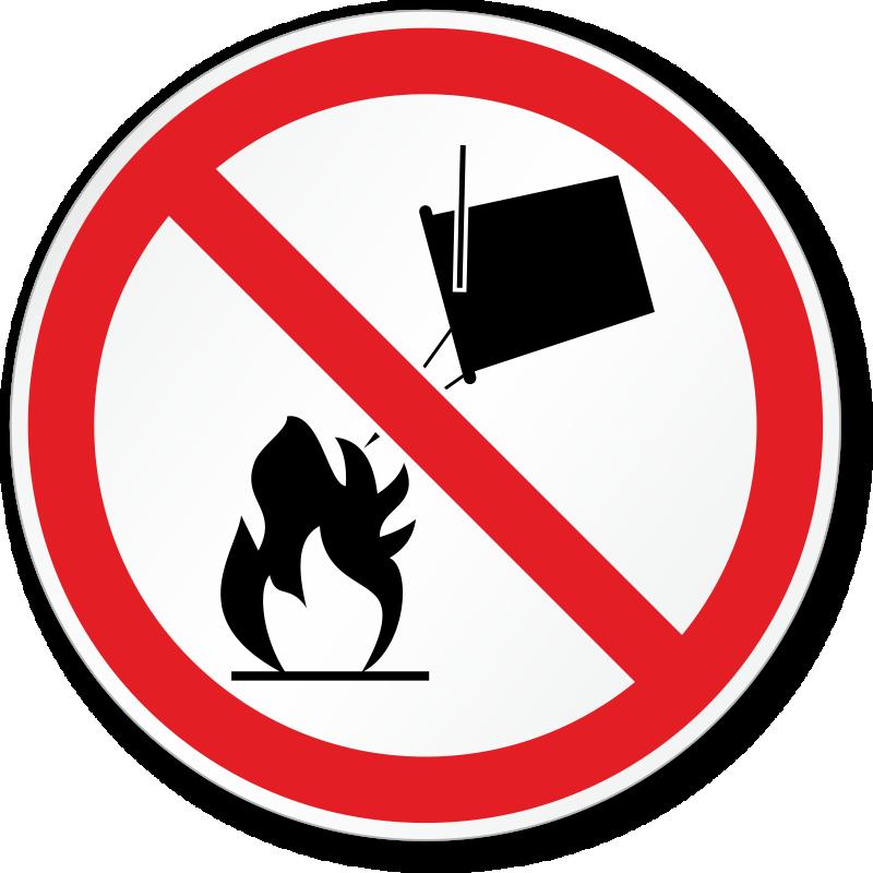 Apply no water military hazard symbol signs sku dot
