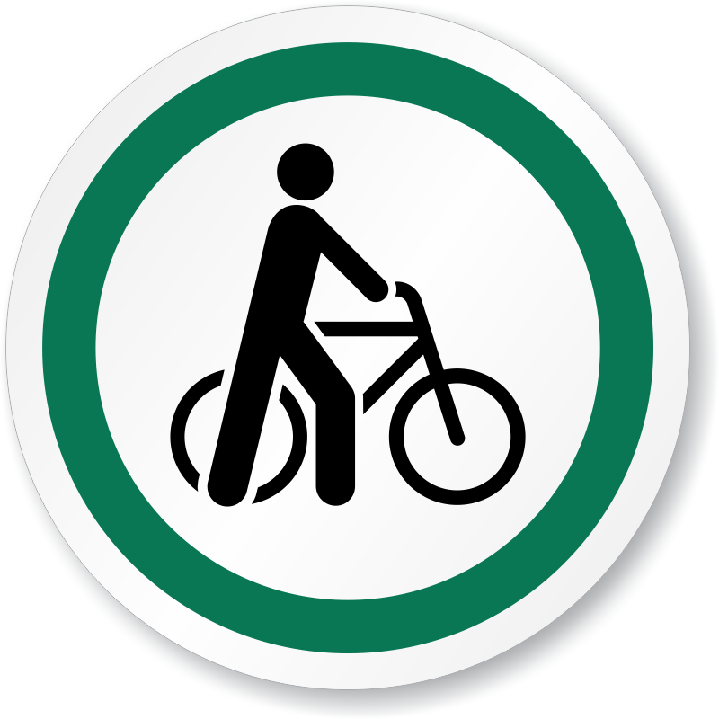 Walk Your Bike icon