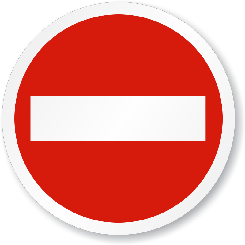 ISO Mandatory Action Signs | Free Shipping