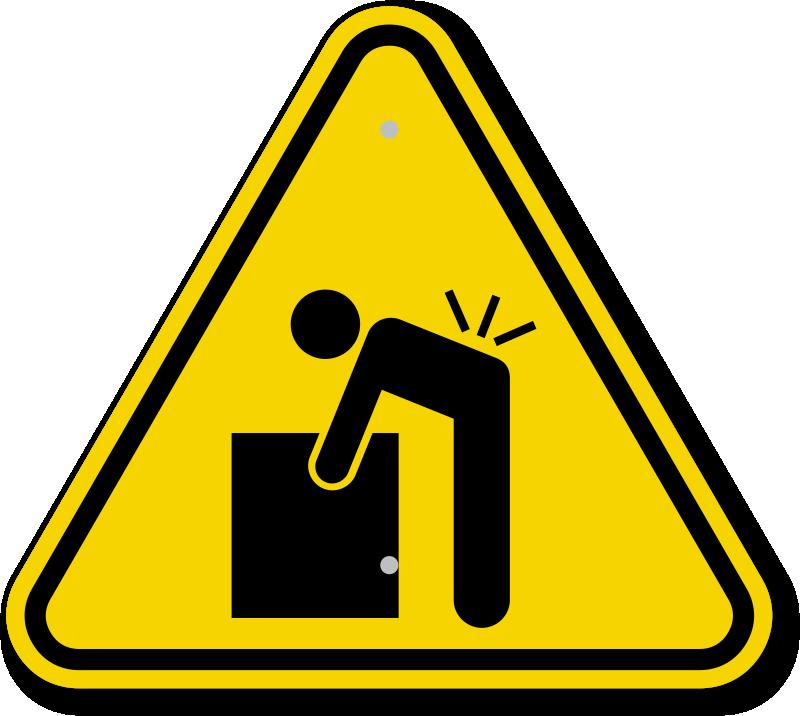 Hazard Symbols Related...