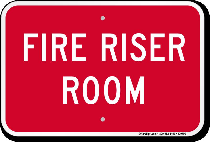 Sprinkler Room Fire Rating