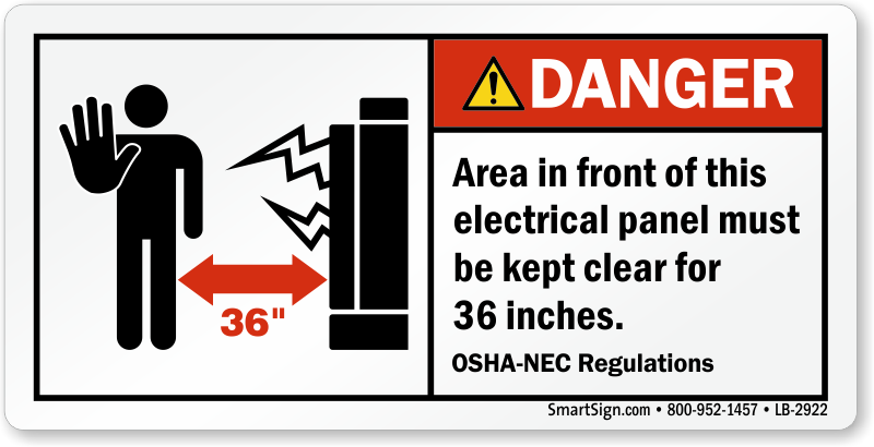 osha electrical panel labeling requirements    mysafetysign.com