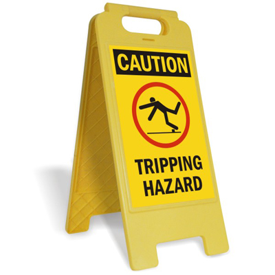Slip And Trip Warning Signs Mysafetysign Com