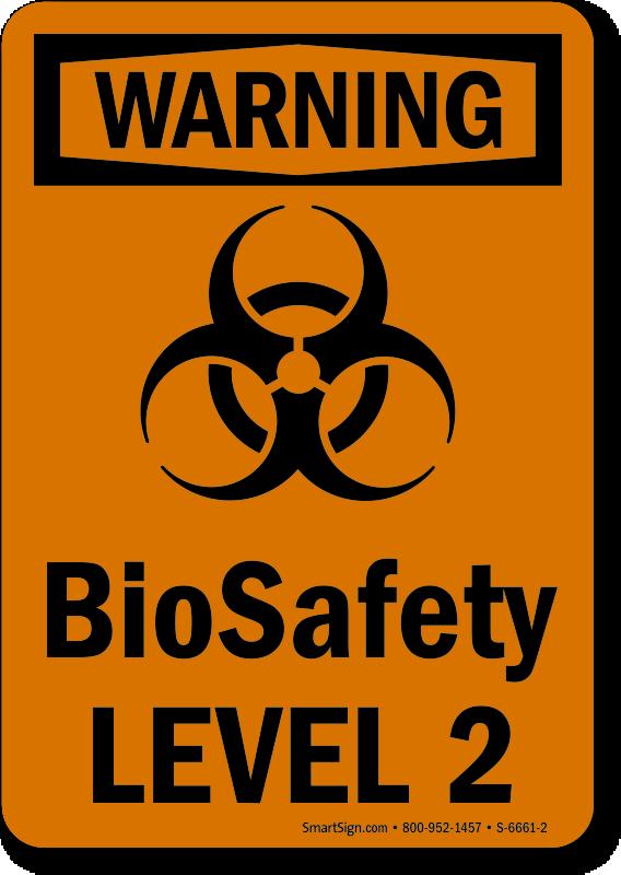 biosafety levels 1 4 pdf