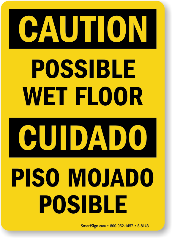 image Caution slippery when wet vol2