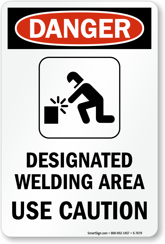 welding dangers Obviously welding can be a dangerous thing to do if you take no safety precautions the risk of injury from not using the proper safety equipment includes, damage to eyes from arc flash, damage to skin from arc uv rays and from burns to any unprotected areas due to high temperatures.