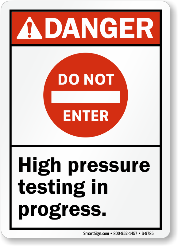 Testing In Progress Signs Amp Tags Mysafetysign Com