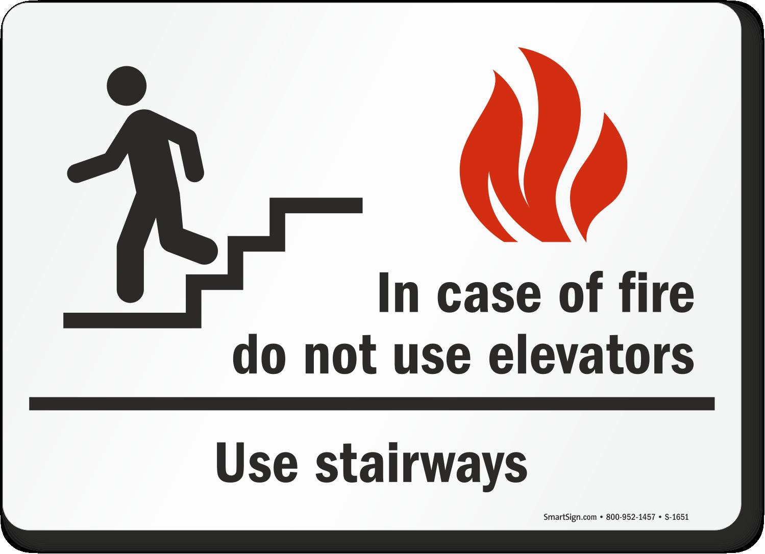 Elevator Signs MySafetySigncom