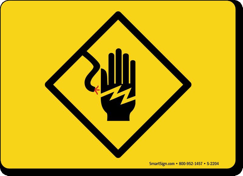 high voltage schematic symbols