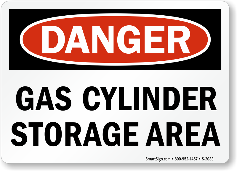 Gas Bottle Safety /safety-signs/gas-cylinder