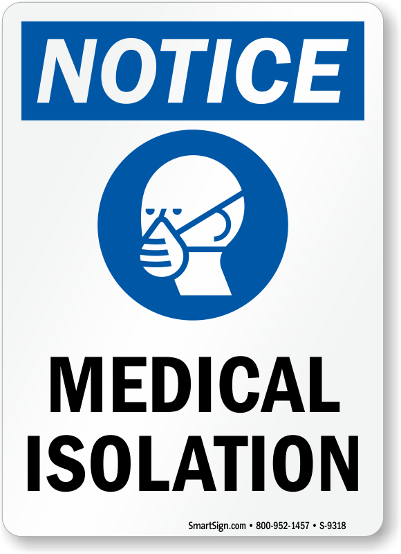 Isolation Room In Hospital Definition