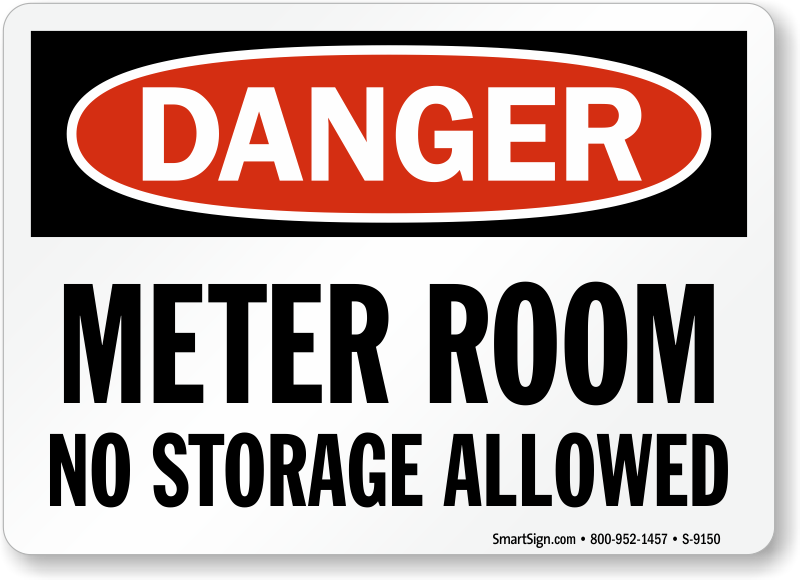 No Chemical Storage Signs Best Prices From Mysafetysign