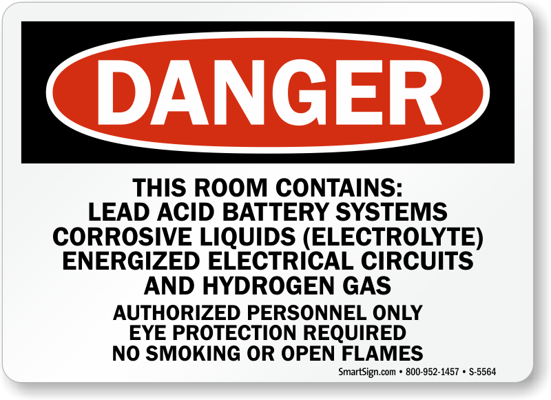Electrical Room Signs Electrical Room Safety Signs