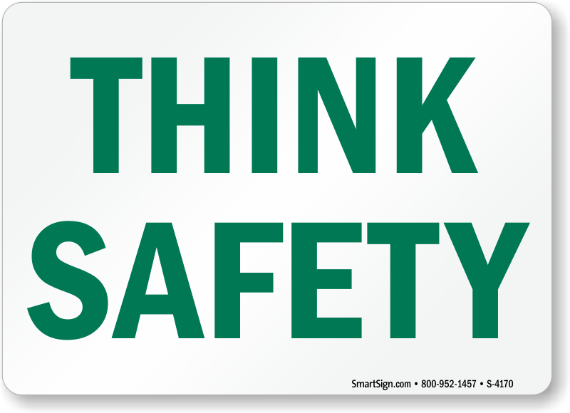 Safety Slogan  Think Safety Sign, Sku S4170. Masters In Public Speaking Awd Luxury Sedans. Esurance Renters Insurance My Bratty Princess. Industrial Engineer Colleges. Free Investment Account Pv Of Annuity Formula. Internet Marketing Service Sap Vs Salesforce. How To Send Large File Over Internet. Personal Injury Attorney Alabama. Woolworths Car Insurance Violent J Face Paint
