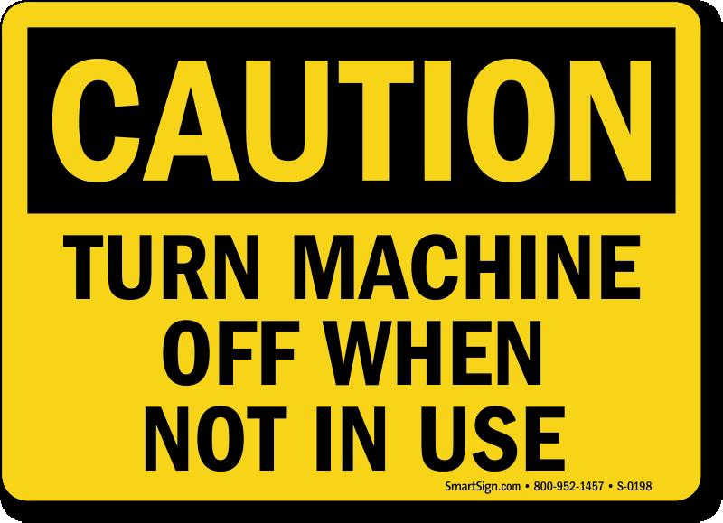 turn machine