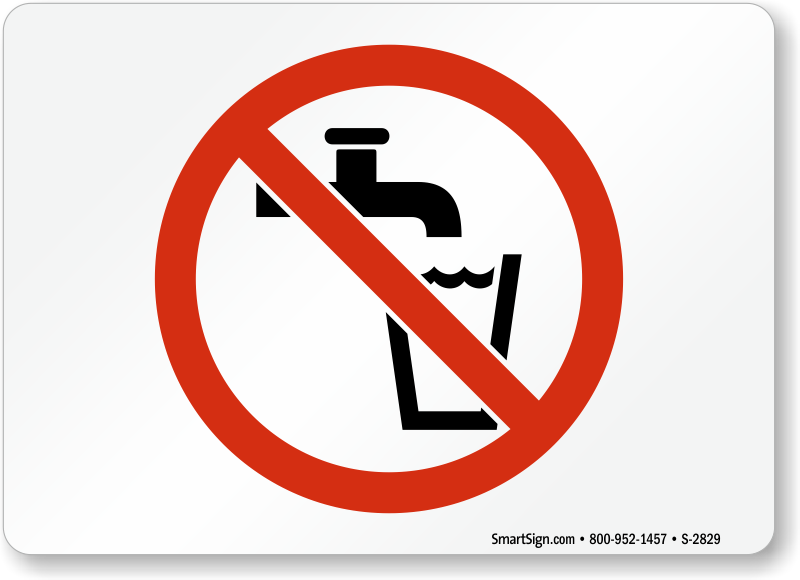 What To Do If You Drink Non Potable Water