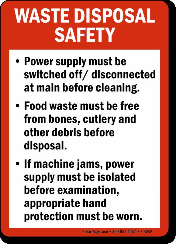 100 Kitchen Safety Slogans