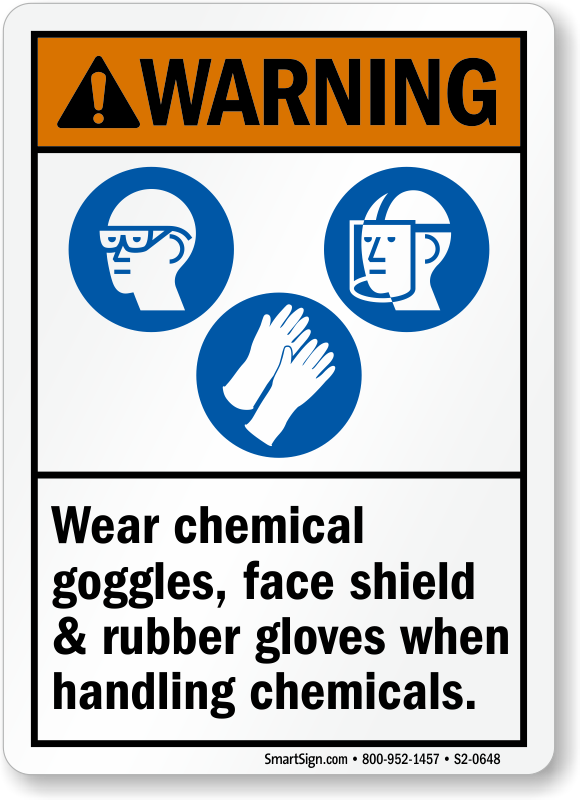 Ansi Ppe Signs Free Pdfs From Mysafetysign
