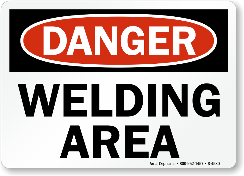 welding dangers Be prepared: five potential welding safety hazards most common welding hazards and knowing how to in the april 2014 issue of occupational health & safety.