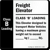 Class B Loading
