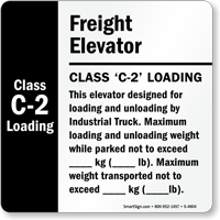 Class C-2 Loading