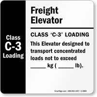 Class C-3 Loading