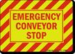 Emergency Conveyor Stop
