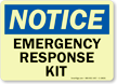 Notice: Emergency Response Kit
