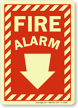 Fire Alarm (Arrow)