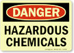Danger: Hazardous Chemicals