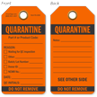 Quarantine Do Not Remove QA Approved Tag