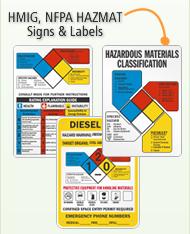 HazCom Signs